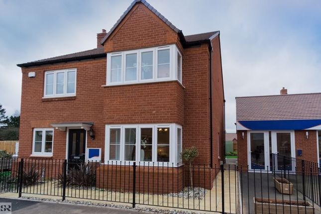 Thumbnail Detached house for sale in Spearhead Road, Bidford-On-Avon, Alcester