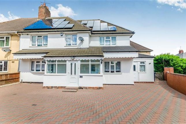 Thumbnail Semi-detached house for sale in Banfield Road, Darlaston, Wednesbury