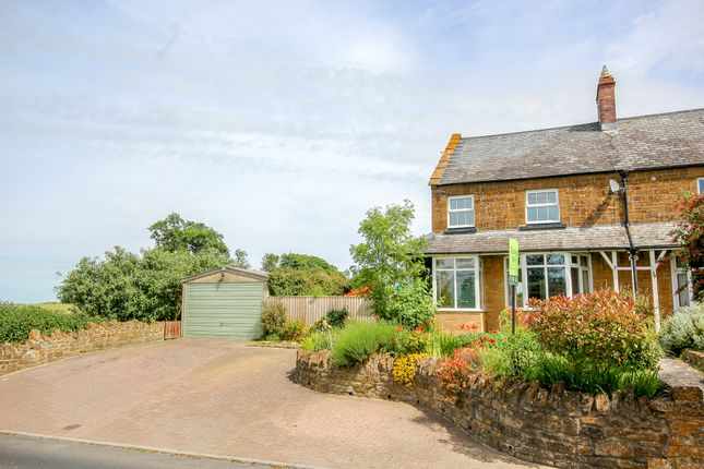Thumbnail Semi-detached house for sale in Windwhistle, Vagg Hill, Yeovil, Somerset