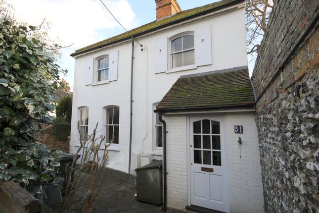 Thumbnail Detached house to rent in Gravel Hill, Henley-On-Thames