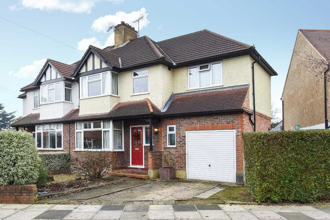 Thumbnail Property for sale in Links View Road, Hampton Hill, Hampton