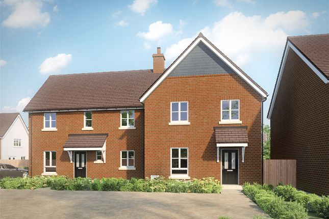 Semi-detached house for sale in Leaf Drive, Ringwood