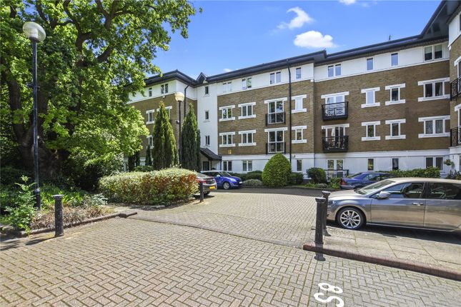 Thumbnail Flat for sale in Byron Court, 7 Makepeace Road, London