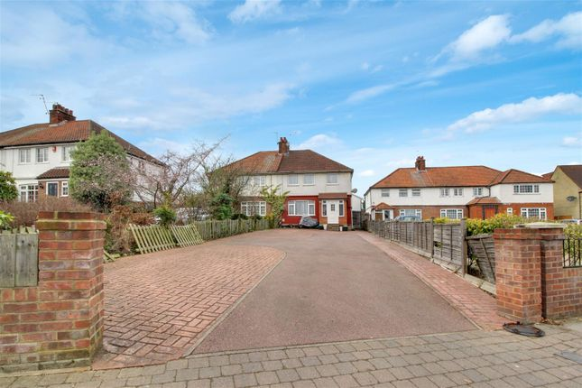 Thumbnail Semi-detached house for sale in Worlds End Lane, Winchmore Hill