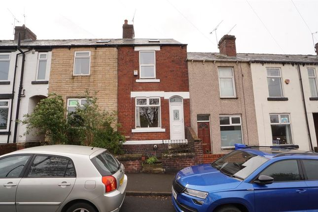 3 bed terraced house for sale in Nicholson Road, Meersbrook, Sheffield S8