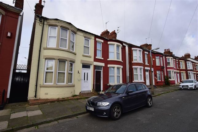 Thumbnail Semi-detached house to rent in Norwood Road, Wallasey, Merseyside