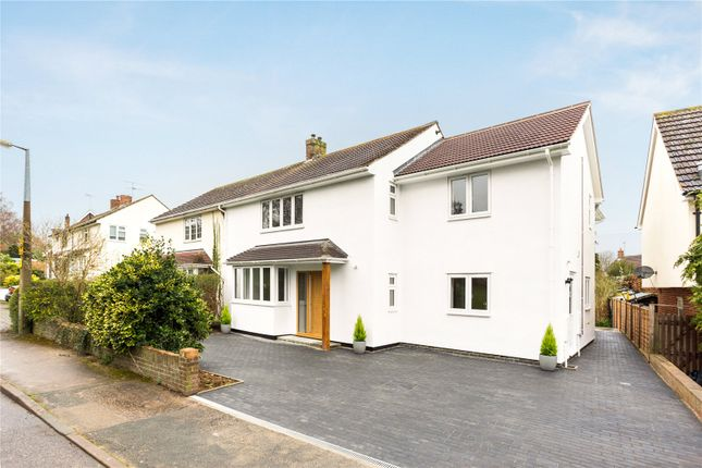 Thumbnail Semi-detached house for sale in Beeches Close, Saffron Walden, Essex