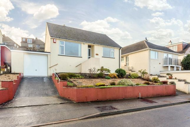 Thumbnail Detached bungalow for sale in Hillside Road, Saltash, Cornwall
