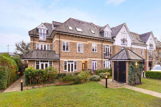 Thumbnail Flat to rent in Kingston Vale, London