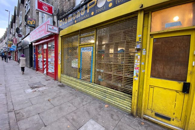 Thumbnail Retail premises to let in Flat A 517 Seven Sisters Roa, London