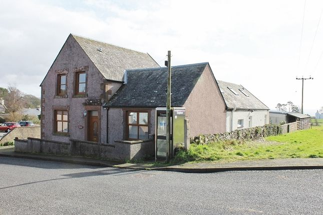Thumbnail Detached house for sale in Braefoot, Church Road, Kirkcolm