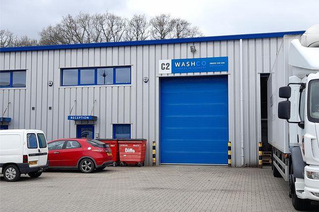 Thumbnail Warehouse for sale in Unit Segensworth Business Centre, Segensworth Road, Fareham, Hampshire