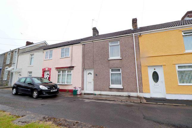 Thumbnail Terraced house for sale in Mill Street, Swansea