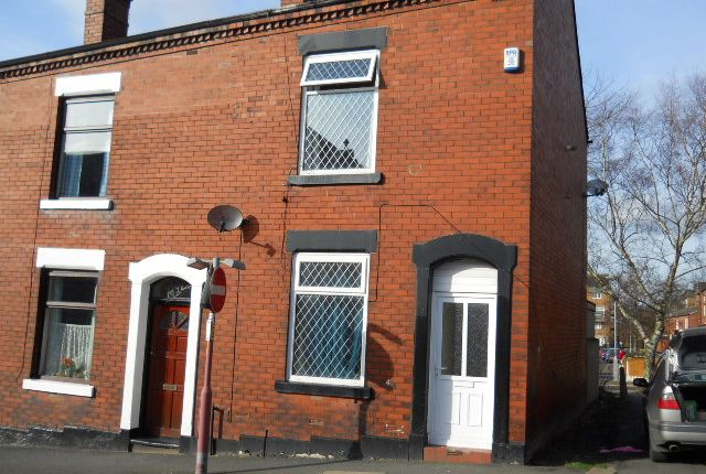 Thumbnail End terrace house to rent in Hope Street, Dukinfield, Cheshire