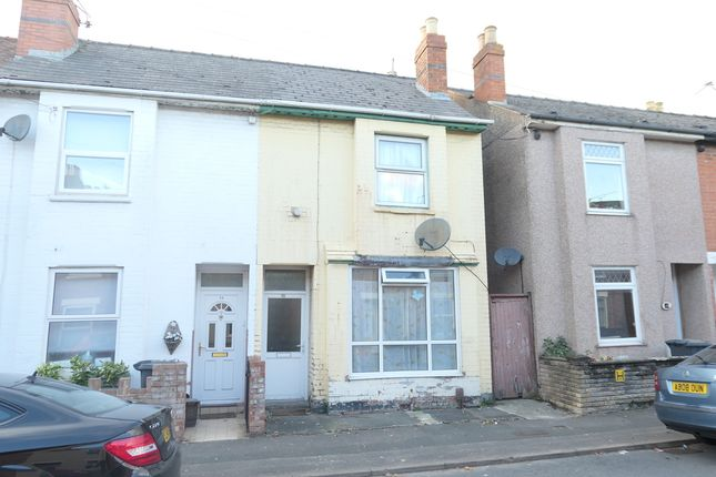 Thumbnail Terraced house to rent in Swan Road, Gloucester