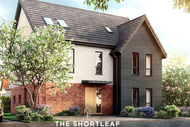 Thumbnail Detached house for sale in Rufford Road, Edwinstowe, Mansfield