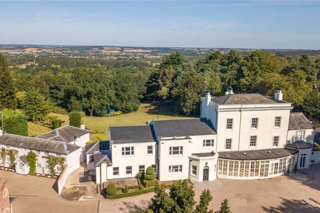Thumbnail Equestrian property for sale in Manor Road, High Beech, Loughton, Essex