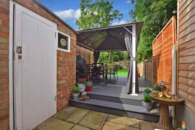Patio / Decking of Brentwood Road, Ingrave, Essex CM13