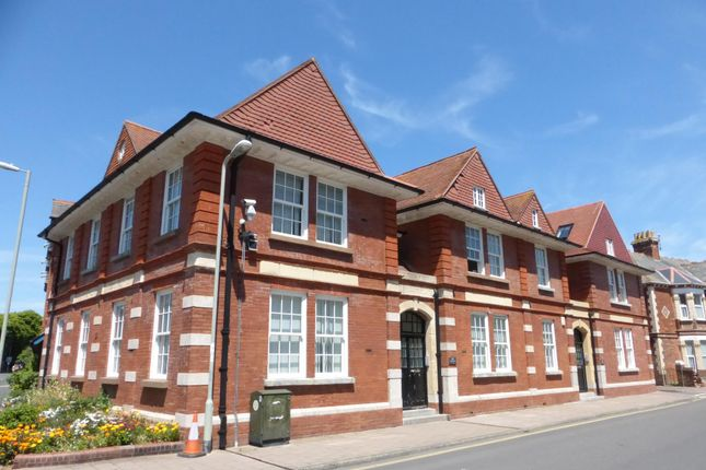 1 bed flat to rent in St. Andrews Road, Exmouth