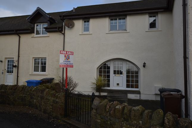 Thumbnail Terraced house for sale in Chapelton Mains, Seamill