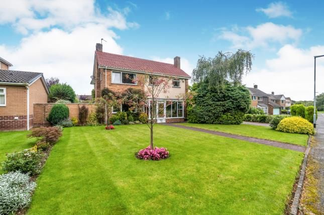 Thumbnail Detached house for sale in Pewterspear Lane, Appleton, Warrington, Cheshire