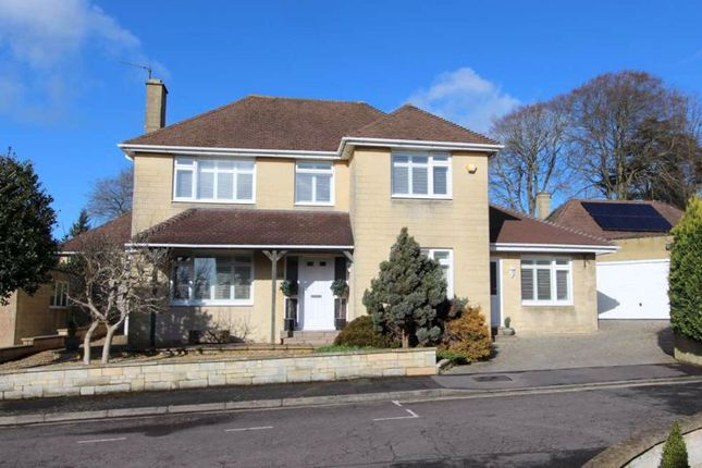Thumbnail Detached house for sale in St. Stephens Close, Bath