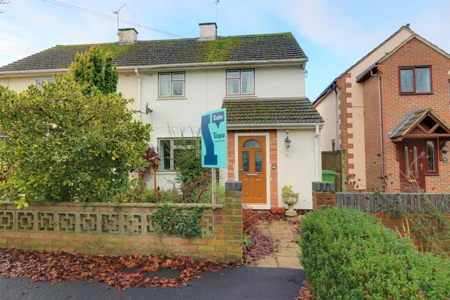 Thumbnail Semi-detached house for sale in Berry Croft, Abingdon