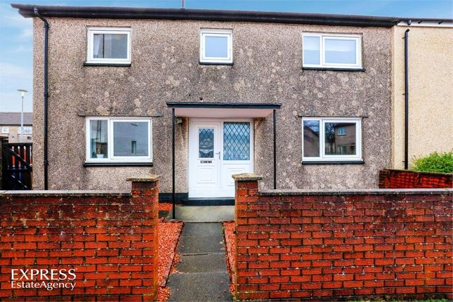 Thumbnail Semi-detached house for sale in Tay Place, Johnstone, Renfrewshire