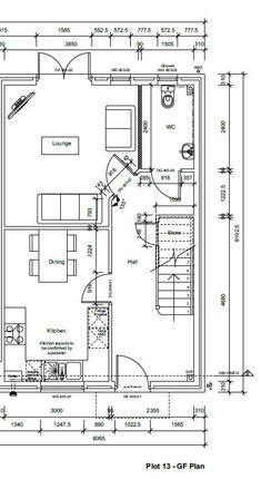 Plot 13 Gf.Png of Ariconium Place, Weston Under Penyard, Ross-On-Wye HR9