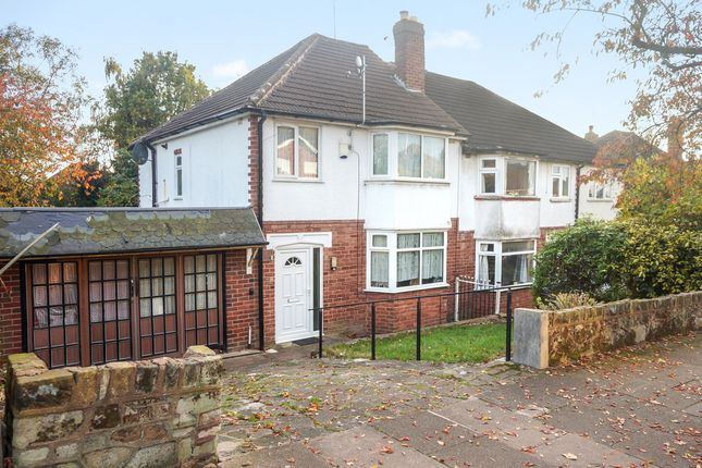 Thumbnail Semi-detached house for sale in Westover Road, Handsworth, Birmingham