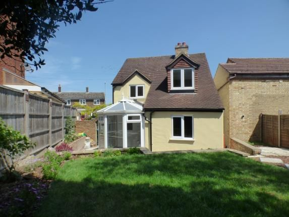 Thumbnail Detached house for sale in Church Road, Slapton, Leighton Buzzard, Bedfordshire