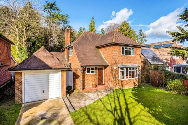 Thumbnail Detached house for sale in Harestone Valley Road, Caterham, Surrey