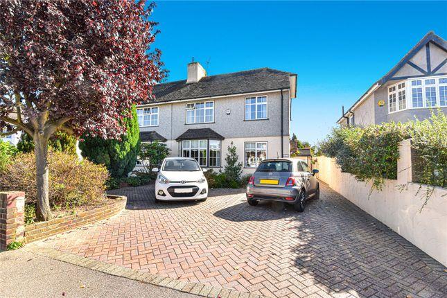 Semi-detached house for sale in Shepherds Lane, West Dartford, Kent