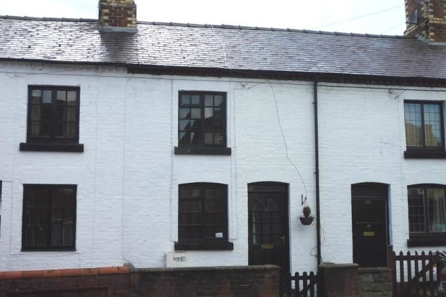 Thumbnail Property to rent in Willow Street, Oswestry
