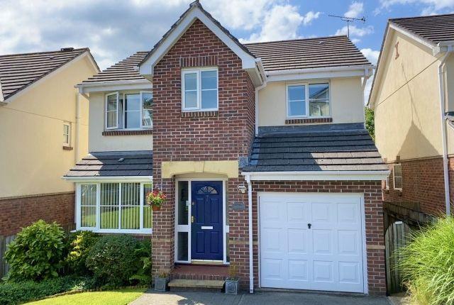 Thumbnail Detached house for sale in Gwelavon Close, Wadebridge