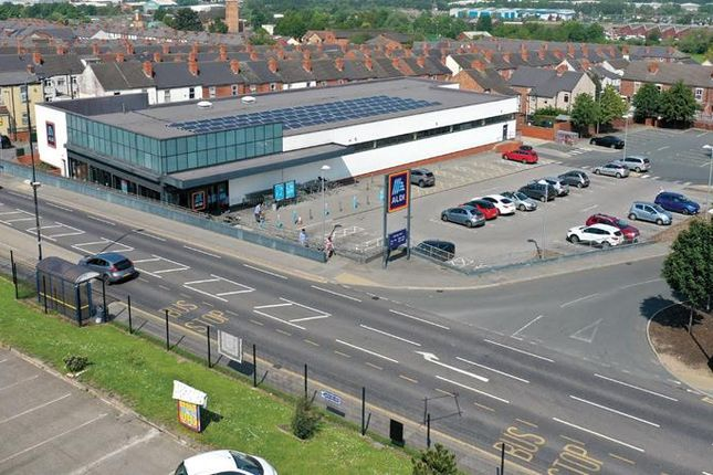 Thumbnail Retail premises to let in Fitzwilliam Road, Rotherham