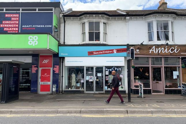 Thumbnail Retail premises to let in Blatchington Road, Hove