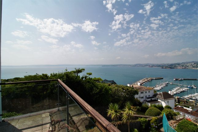 Thumbnail Flat for sale in Vane Hill Road, Vane Cliff, Torquay