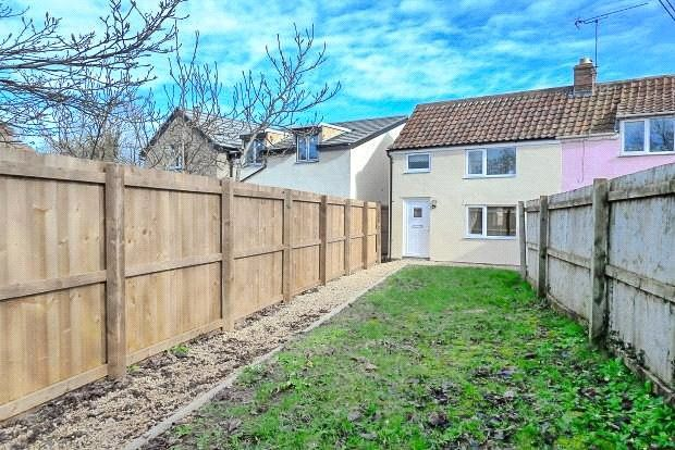 Thumbnail End terrace house to rent in The Common East, Bradley Stoke, Bristol, South Gloucestershire