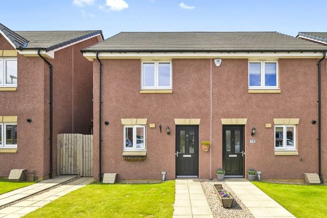 Thumbnail Semi-detached house for sale in 9 Mayflower Grove, Loanhead