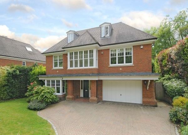 Thumbnail Detached house to rent in School Lane, Seer Green, Beaconsfield
