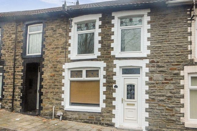 Thumbnail Property to rent in Miskin Road, Trealaw, Tonypandy