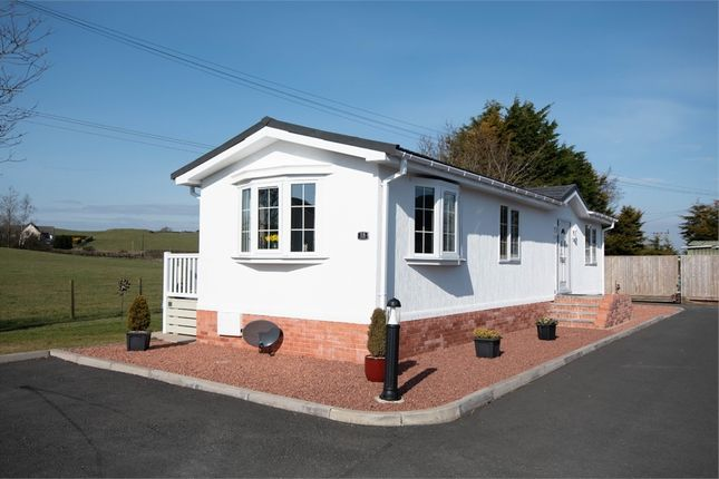 2 bed mobile/park home for sale in Kirkgunzeon, Dumfries DG2