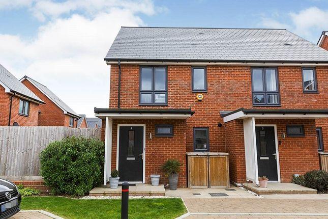 2 bed semi-detached house to rent in Marlowe Close, Northfleet, Gravesend DA11