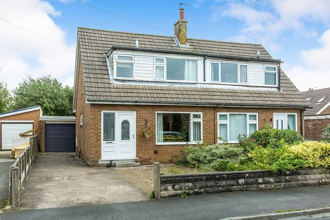 Thumbnail Semi-detached house to rent in Nookfield, Goosnargh, Preston