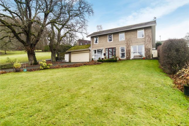 Thumbnail Detached house for sale in Hackwood Park, Hexham, Northumberland