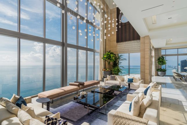 Thumbnail Apartment for sale in 17749 Collins Ave #52, Sunny Isles Beach, Fl 33160, Usa