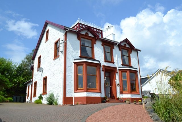 Thumbnail Detached house for sale in 201 Marine Parade, Dunoon, Argyll And Bute