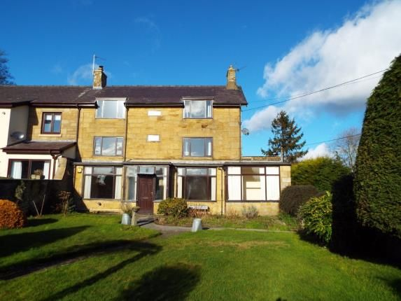 Front of Celyn Place, Coedpoeth, Wrexham LL11