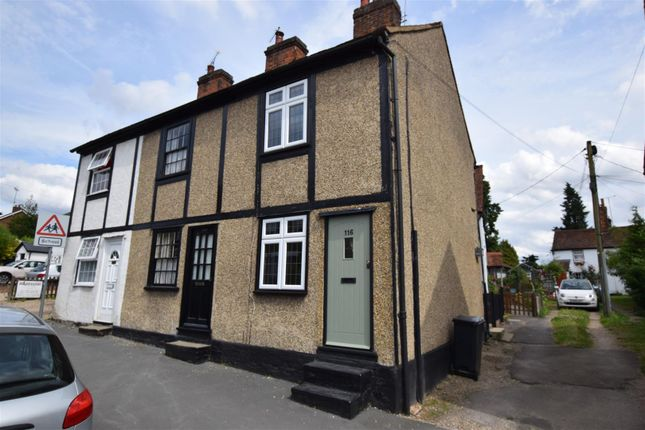 Thumbnail End terrace house for sale in Church Street, Bocking, Braintree